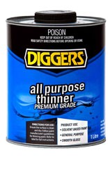 All Purpose Cleaner >> Products | Diggers All Purpose Thinner | Recochem - Australia
