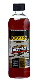 Products Diggers Pale Boiled Linseed Oil Recochem Australia