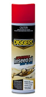 Products Diggers Sprayable Linseed Oil Recochem