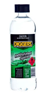 Products | Diggers Methylated Spirits | Recochem - Australia