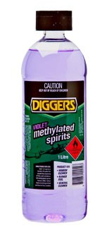Products Diggers Methylated Spirits Violet Recochem